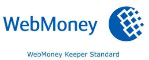 Webmoney Keeper Standard