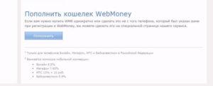 открыть WMR кошелёк через WM Keeper Standard