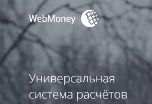 Webmoney – надежная и практичная система, но к интерфейсу иногда возникают вопросы
