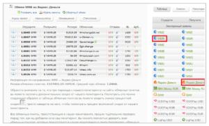 Проводить обмен Вебмани на Яндекс.Деньги без привязки кошельков с помощью обменных пунктов иногда бывает выгоднее, чем пользоваться встроенными ресурсами платёжных систем