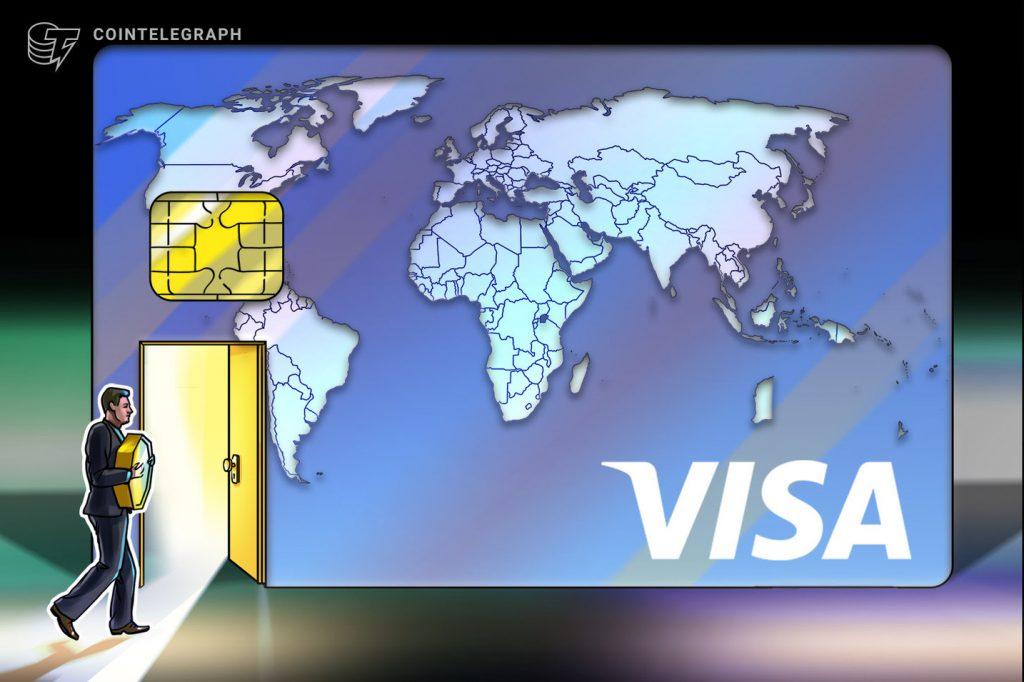 Карта VISA в PayPal