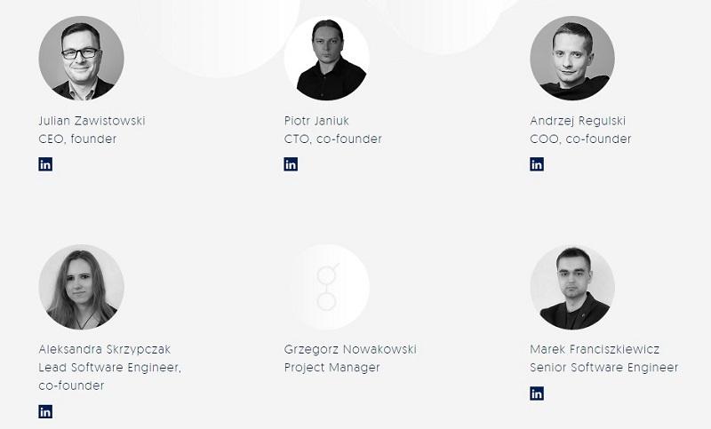 команда проекта Golem