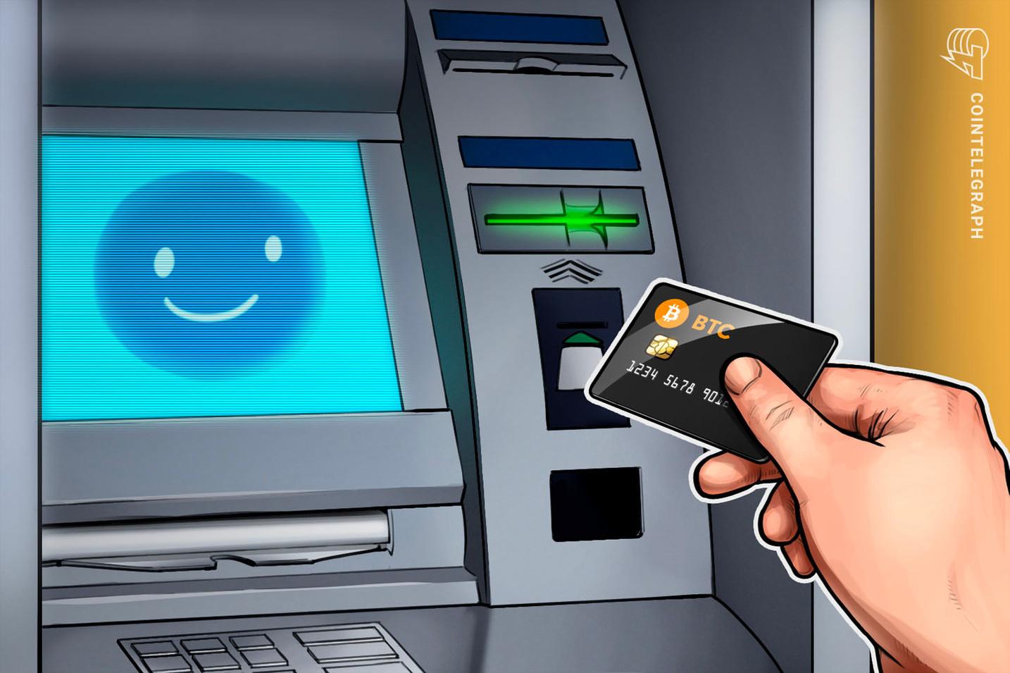 8000 новых банкоматов