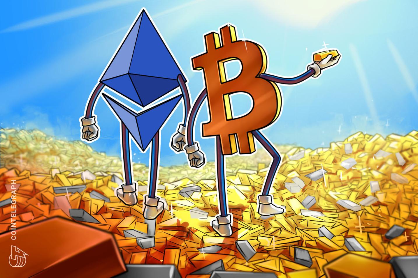 отличительные особенности монеты Bitcoin от Ethereum