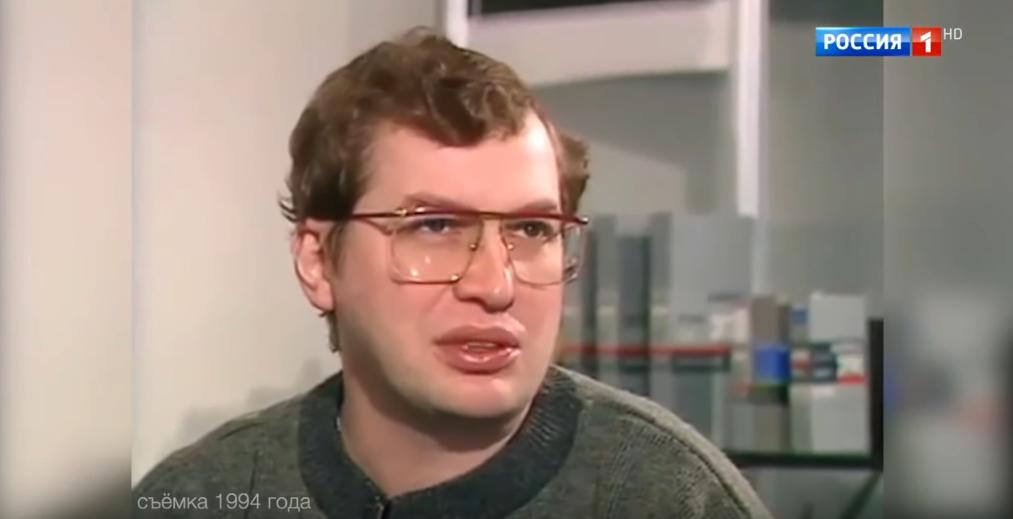 Сергей Мавроди, основатель Пирамиды МММ