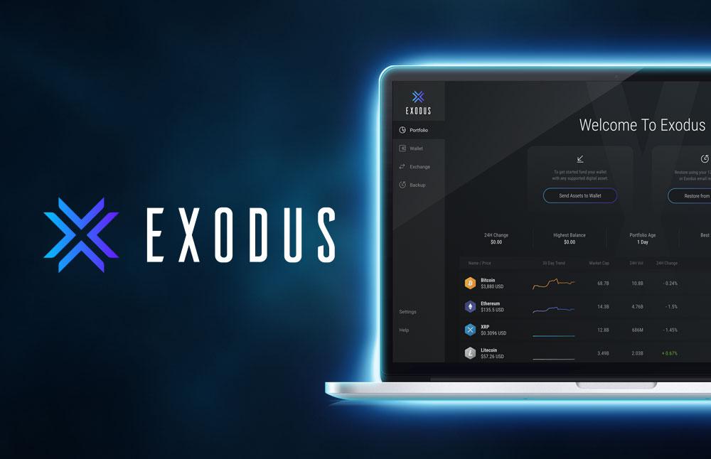 Настольный кошелек Exodus
