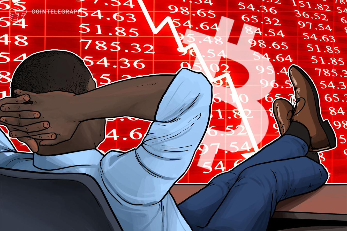 Почему криптовалюта падает на выходных