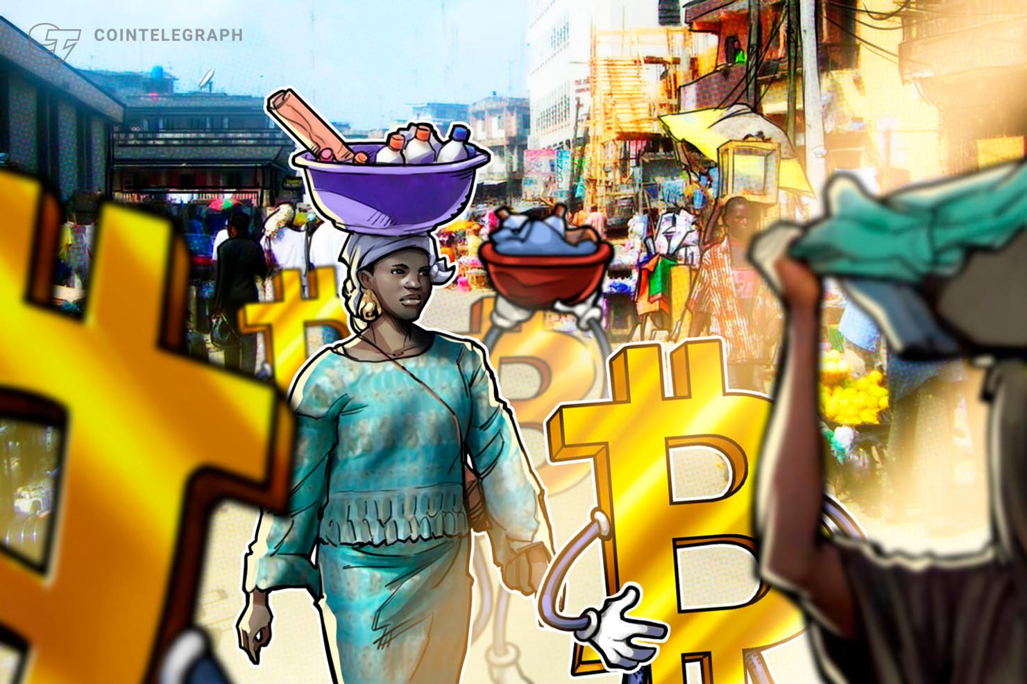 Криптовалюта Биткоин в Африке
