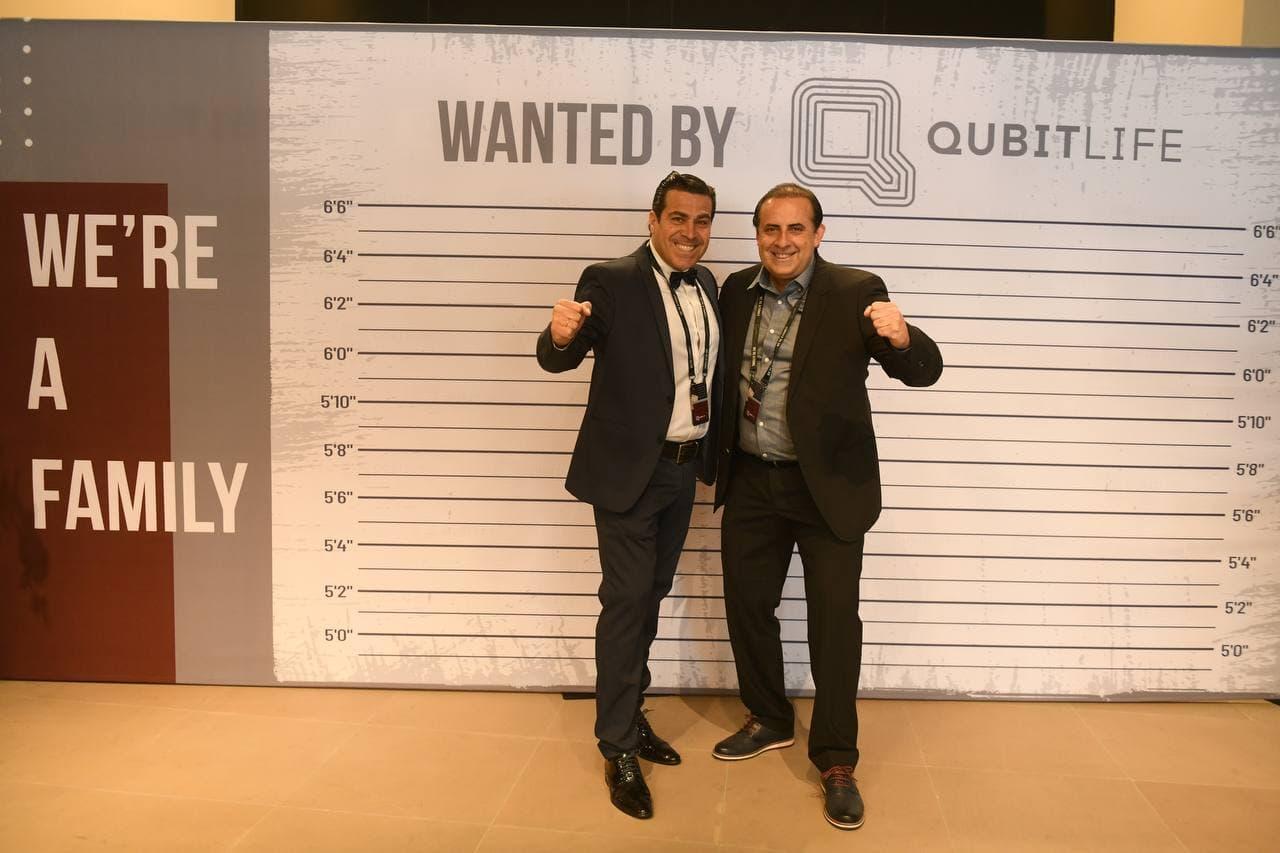 Лидеры QubitLife в Дубае